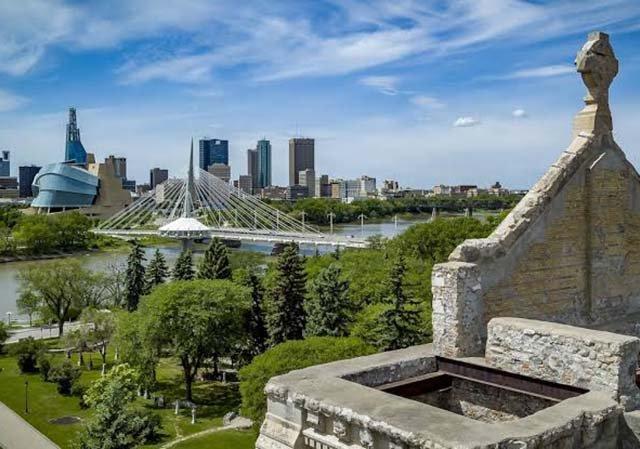 Como enviar dinheiro para Winnipeg