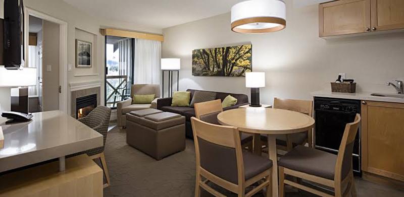 Delta Hotels by Marriott Village Suites Whistler