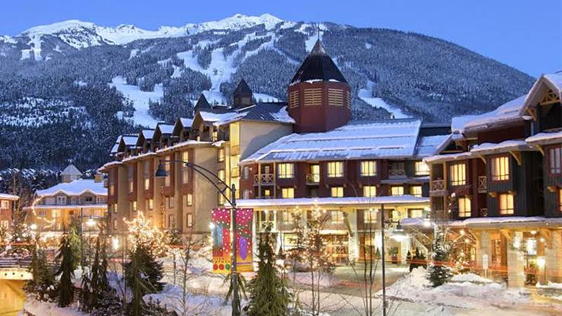 Hotéis Bons e Baratos em Whistler