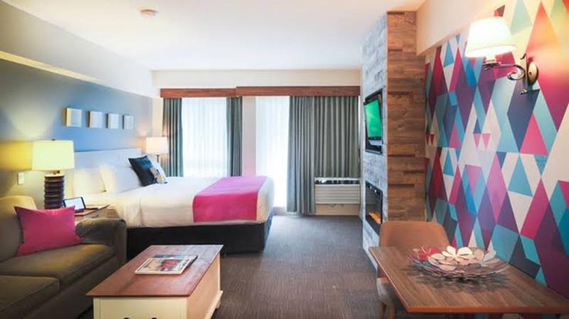 Hotel Summit Lodge em Whistler