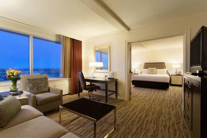 Hotel The Fairmont em Winnipeg