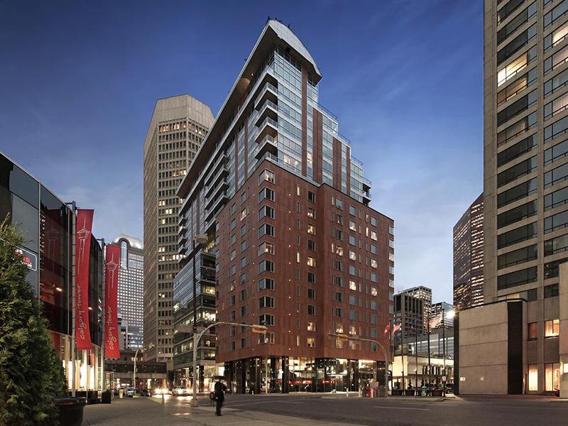 Melhores hotéis em Calgary