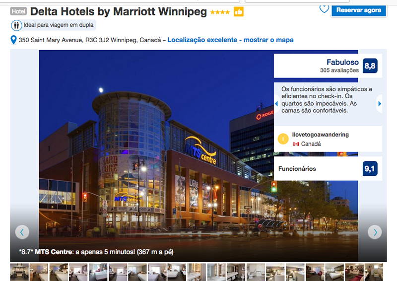 Delta Hotels by Marriott em Winnipeg