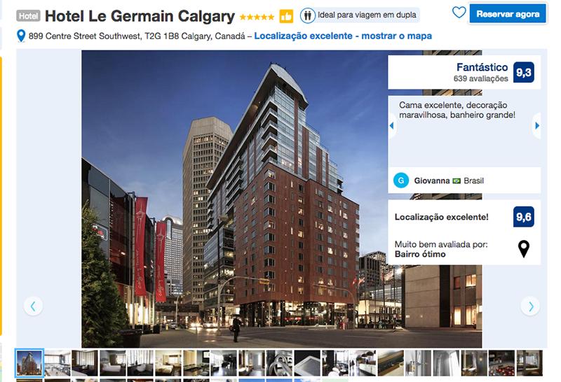 Hotel Le Germain em Calgary