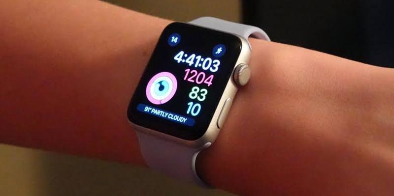 Onde comprar o Apple Watch em Montreal