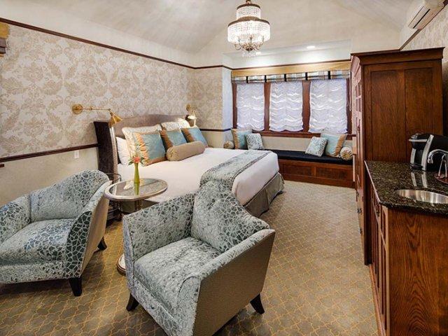 Melhores hotéis em Victoria