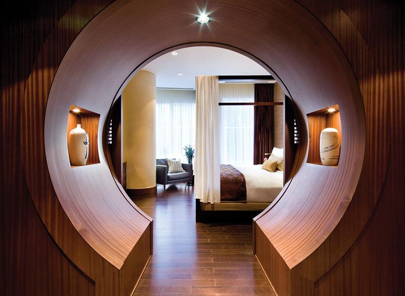 Suíte Shangri-La Hotel Toronto