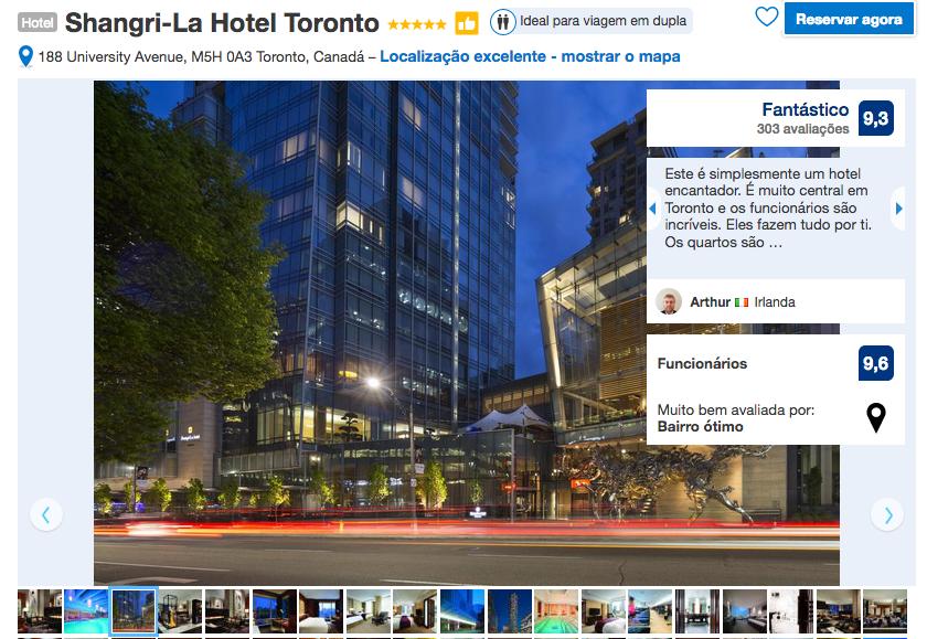 Shangri-La Hotel Toronto