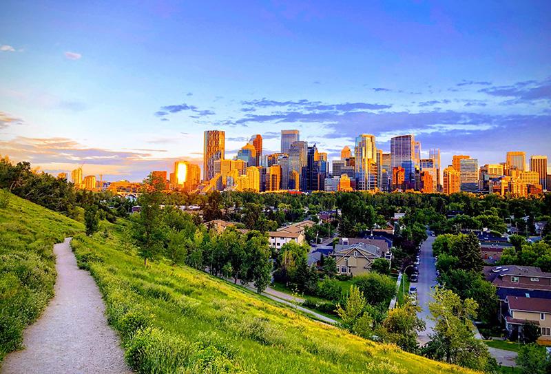 Excursão particular em Calgary