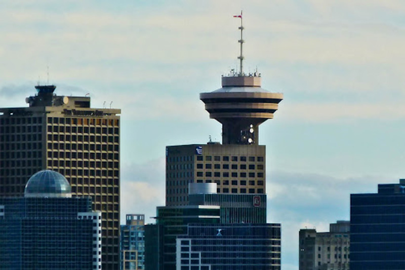 Torre do Mirante Vancouver Lookout