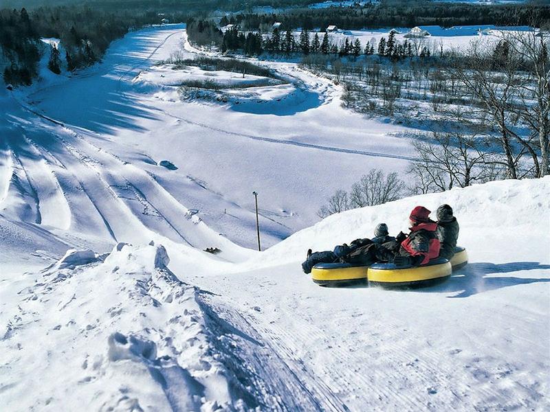 Parque Village Vacances Valcartier em Quebec
