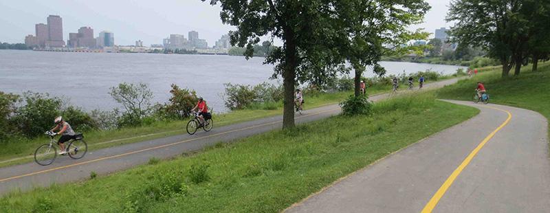 Ciclovias em Ottawa