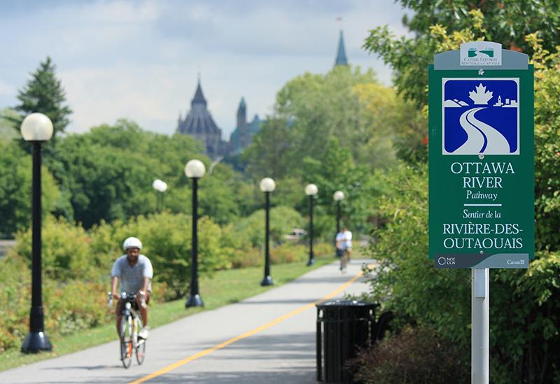 Aluguel de bicicleta em Ottawa