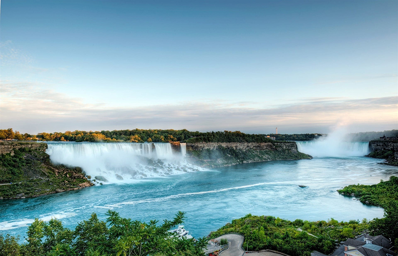 Cataratas do Niágara saindo de Toronto