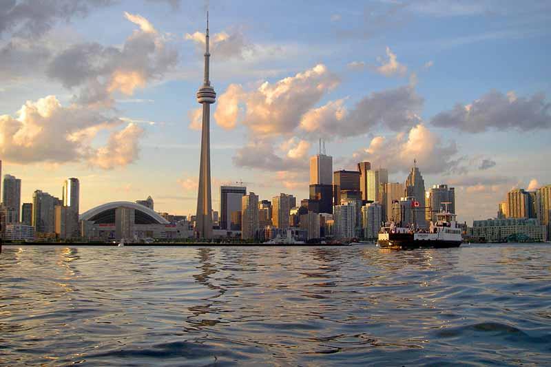 Excursão a pé guiada em Toronto