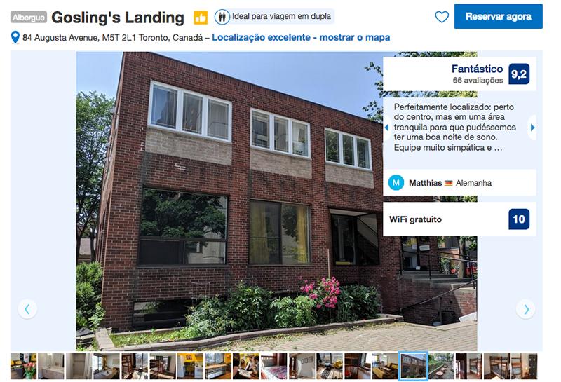Gosling's Landing em Toronto